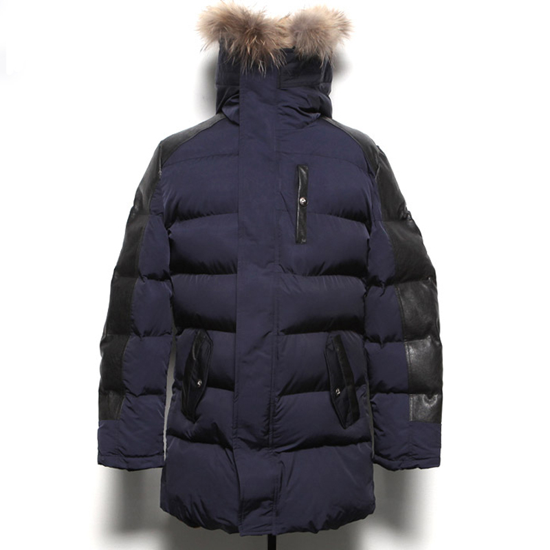 Down comes from ducks or geese and is the best insulator for winter coats because clusters trap in heat and offer excellent warmth. but you can find good quality jackets made of polyester as.