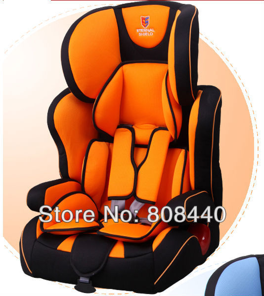 ES03The elves car child safety seat 9 months to 12 years old applicable