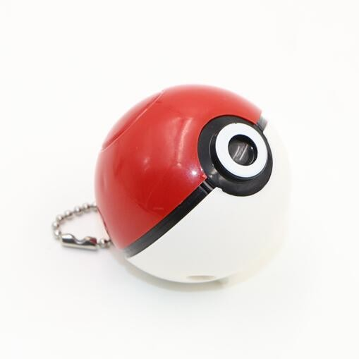 12pcs/set 5cm toys figures pokeball lote pokeballs Ball Keychain Projections ABS Anime Action Figures Super Master Poke Ball