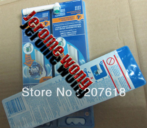 NEW+29% Electric toothbrush heads/ updated version model toothbrushes head 50packs(200pcs)(1pack=4pcs)