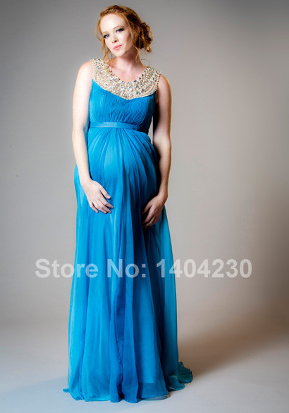 Evening Dresses For Pregnant 8