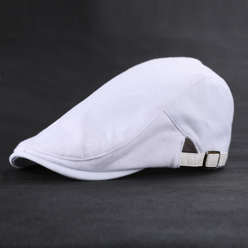 Modern Unisex Beret cap Simple Retro Neutral Outdoor Sports Leisure Hat Peaked Caps New Arrival(China (Mainland))