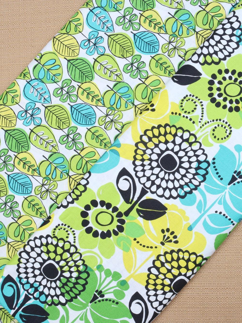 Hot sale 2pieces 150 50cm retro cotton fabric patchwork for Fabric material for sale