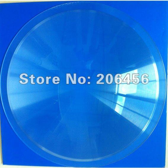 solar light collecting fresnel lens with size 490mmF460mm