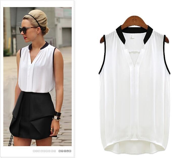 Модные Блузки Из Шифона В Красноярске