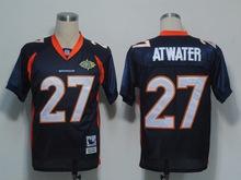 Dennis Smith John Elway Terrell Davis Steve Atwater Peyton Manning for Throwback Bronco(China (Mainland))