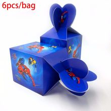 Fontes do partido de aniversário dos miúdos talheres descartáveis partido Superhero Spiderman toalha de mesa pratos de placas copo bolo do chuveiro do bebê favores(China)
