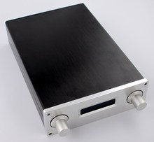 Buy case 190*65*275mm WA8 min aluminum amplifier chassis / Tube amp amplifier /DAC Decoder case/ AMP Enclosure / case / DIY box for $24.82 in AliExpress store