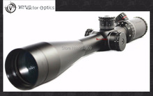 Tactical Vector Optics 10-40x 50mm Shooting Riflescope w/ Illuminated Glass Mil-dot  & MP Reticle Long Eye Relief