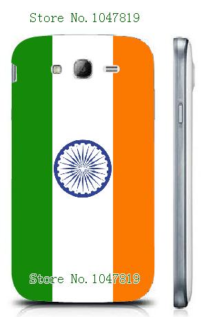 Hybrid Different Country Flag 20design 1pcs retail Canada USA Brazil Korea white hard case cover for Samsung I9128(China (Mainland))