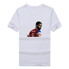 Buy Men Legend USA Captain #8 Clint Dempsey T-shirt Clothes T Shirt Men's fans gift o-neck tee W0312006 for $16.88 in AliExpress store