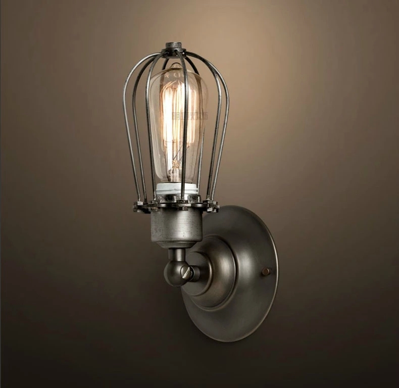 Wall Sconce Light Bulbs : Aliexpress.com : Buy New Modern Edison Personality Industrial Lighting Counter Lamps Vintage ...
