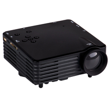 Mini Projector Home Cinema Theater Multimedia For Video Games TV LED LCD Projector HD 1080P PC AV TV VGA USB HDMI GP7S