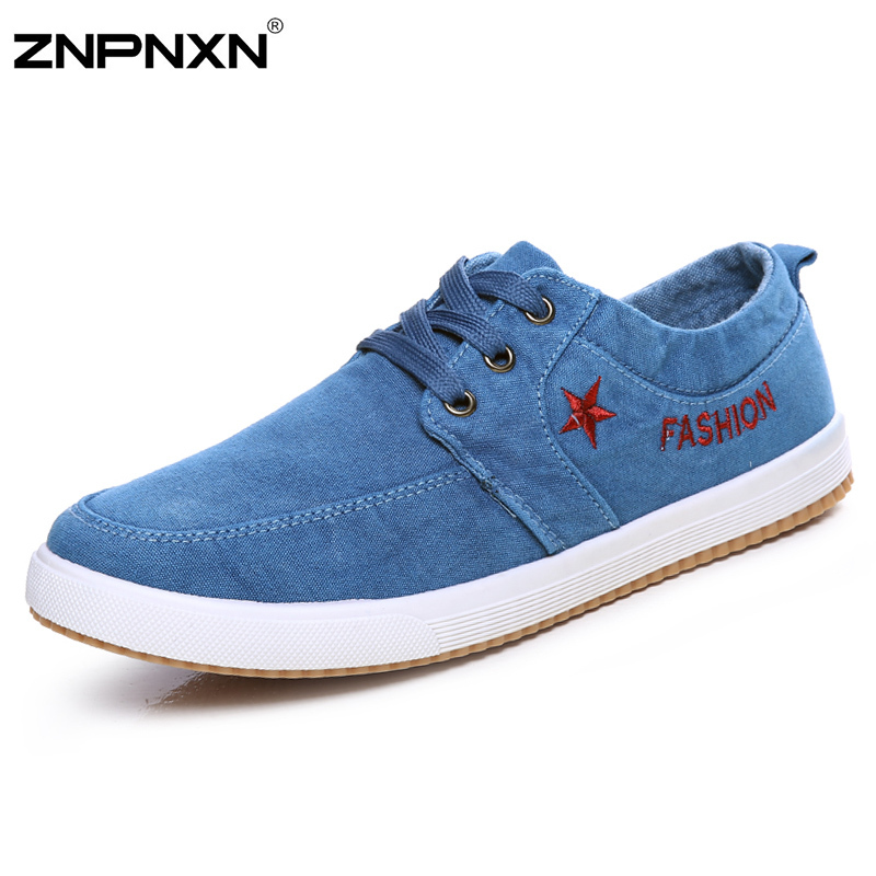 2015 New Canvas Shoes Brand Men Shoes Casual Flats Spring Autumn Fashion Flats Shoes For Men Espadrilles Men Chaussure Homme(China (Mainland))