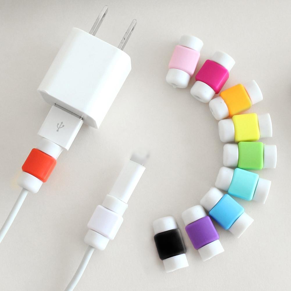 Довольно полезный 5 штук зарядный провод защита для Apple Pro Air iphone зарядное aeProduct.getSubject()