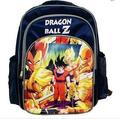 Dragonball Dragon Ball Z Cosplay Super Son Goku Vegeta Backpack School Bag 42x31x13cm