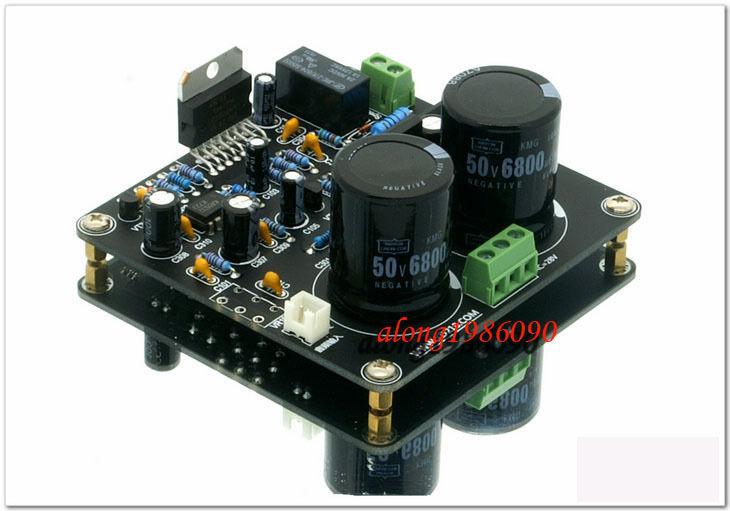 Аудио усилитель 100W TDA7294 KA5532 аудио усилитель mx50 se 100w 100 100wx2 diy