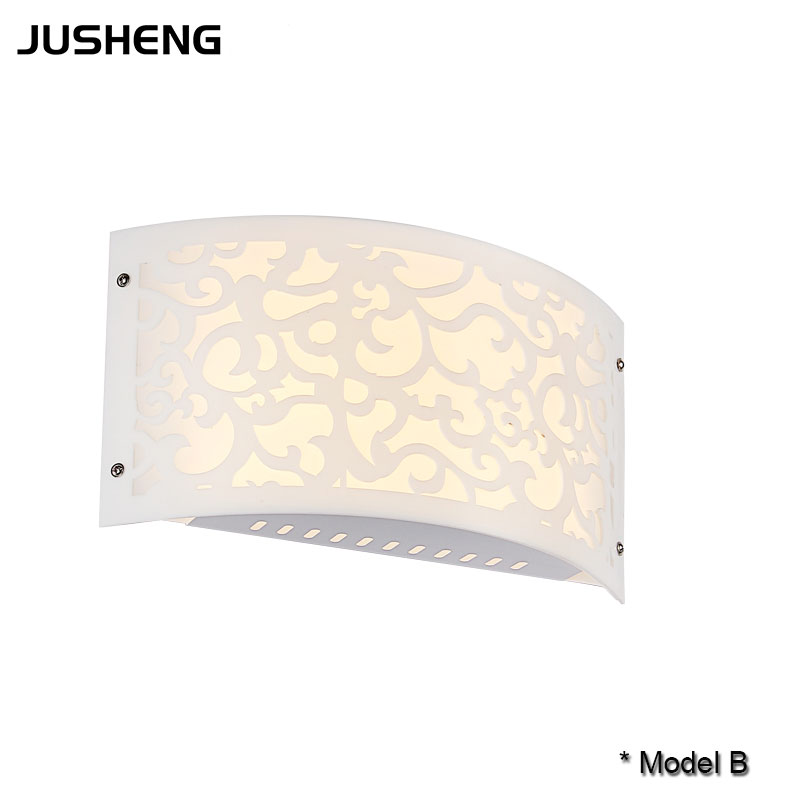 New Modern 9W Indoor Wall Lamp Home Decoration AC85-265V  LED Lighting Warm white LED Wall Lights  <br><br>Aliexpress