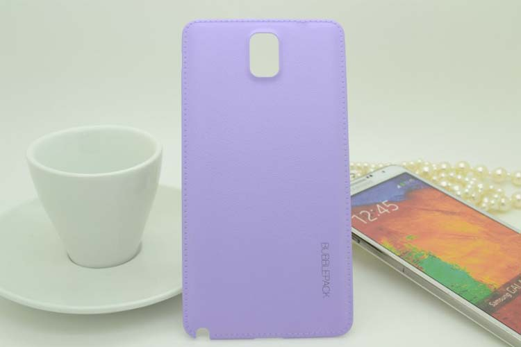 Hot Selling Original Hard Back Cover Case for Samsung Galaxy Note3 N9000 Fashion Ultrathin Bettery Cover Cheapest High Quality(China (Mainland))