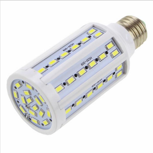 1pcs NEW E27 B22 E14 5730 SMD 71 LED Chip 20W 2000LM LED lights 110V/220V/AC LED Energy Saving Corn Bulbs Lanp Free Shipping(China (Mainland))