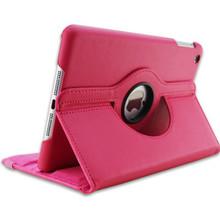 Новый iPad mini 1 mini 2 mini 3 чехол 360 Вращение Флип Стенд A1432 A1454 защитный чехол для iPad mini 1 2 3 Smart Cover(China)