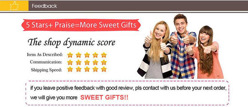 5star feedback