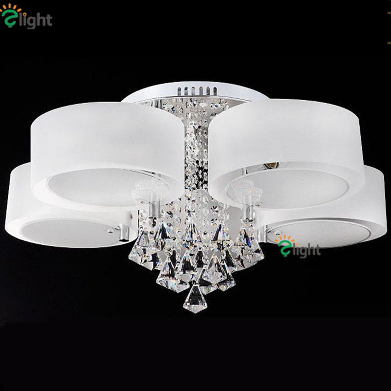 modern nordic minimalism acrylic rings design lustre de k9. Black Bedroom Furniture Sets. Home Design Ideas