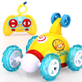 Fun roll tilting cart toy car Dumpers Dirt Bike Swinging Electric tipping bucket bee RC Cars