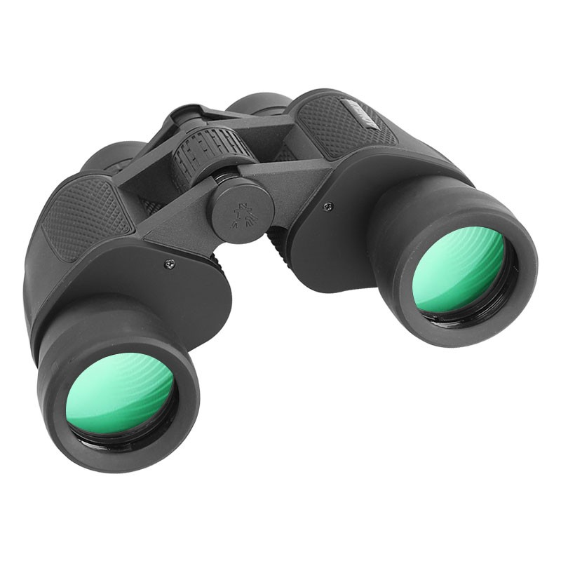 Купить AOMEKIE Quality Military 8X40HD Binoculars Coated Optics Telescope Professional Outdoor Travel Hunting High Power Telescope бинокль для охоты телескоп бинокли большой мощности
