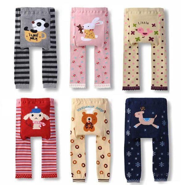 Lovely Infant Baby Kids Boys Girl Pants Legging Toddler Comfort Trousers PP Pant(China (Mainland))