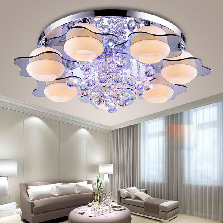 LED Ceiling Lamp Creative Personality Can Change Color Be
