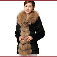 Женская одежда из кожи и замши One woth overcoat.women coats.real one-6