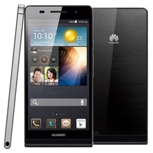 Huawei Ascend P6 4.7 inch IPS WCDMA GSM  Android 4.2 GPS Quad Core 1.5GHz SmartPhone Mobile phone Wifi Bluetooth