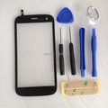 Explay X tremer Capactive Wholesale Touch screen Digitizer front replacement free tool kits Free Shipping Russian