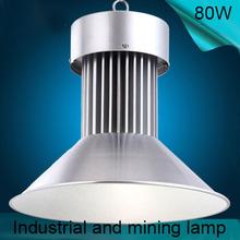 led high bay light Garage workshop lamp epistar waterproof 80w for high lumen 100lm/w white/warm led industrial lighting(China (Mainland))