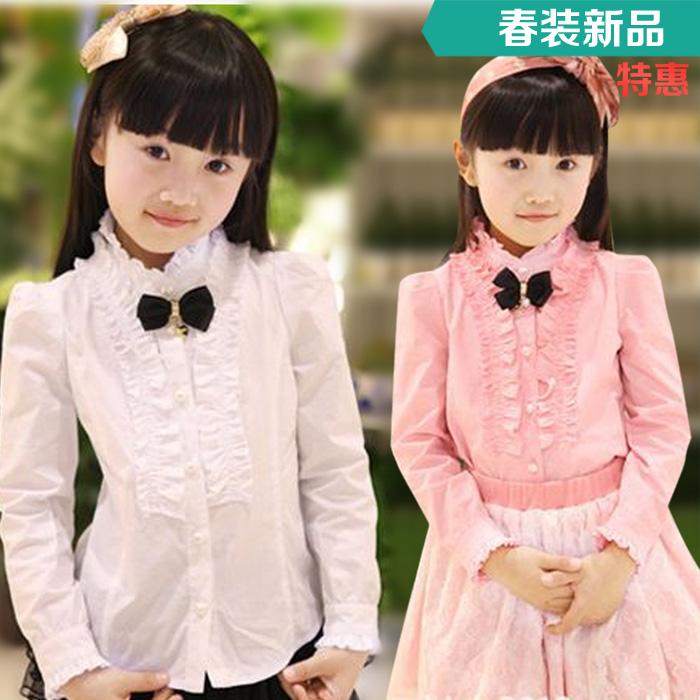 Купить Блузки Для Девочек 7 Лет Для Школы