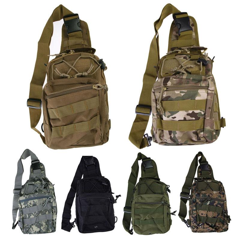 Men Tactical  Shoulder  Backpack Outdoor Camping Hiking Sports Bag deportivas BHU2<br><br>Aliexpress