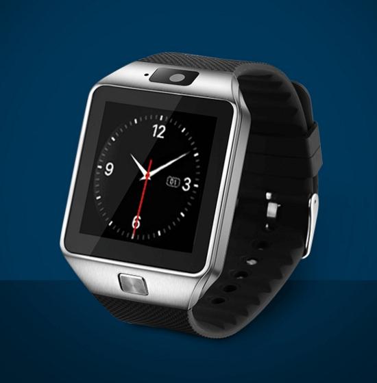 Original Bluetooth Smart Watch clock Barometer Alitmeter Music Pedometer for Android IOS Phone pk u8 u80 dz09 w8 smartwatch(China (Mainland))