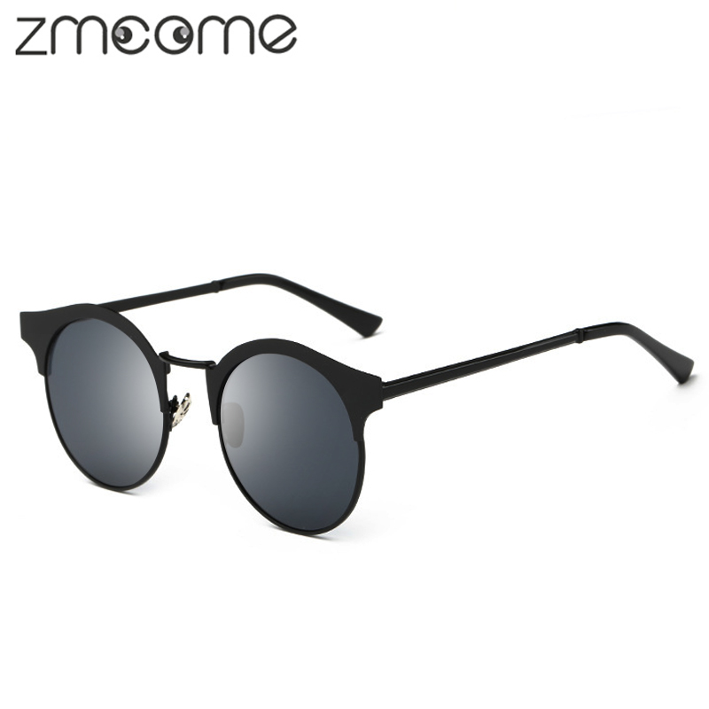 Rimless Glasses For Small Faces : New 2016 Fashion Vintage Sunglasses Small Faces Round Lens ...