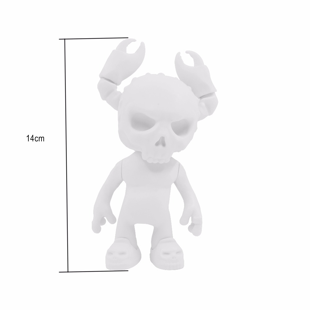 Blank Vinyl Toy Minion /DIY Vinyl Figure Kids Toys / DIY Paint Action Figure / Minecraft Watercolor To Paint For Kids(China (Mainland))