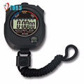 OTOKY Hot Selling Waterproof Digital LCD Stopwatch Chronograph Timer Counter Sports Alarm Gift Feb 10