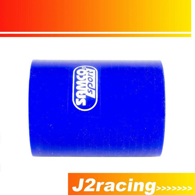 "J2 RACING STORE-BLUE 2"" 51mm Straight Silicone Intercooler Turbo Intake Pipe Coupler Hose JR-SH0020(China (Mainland))"