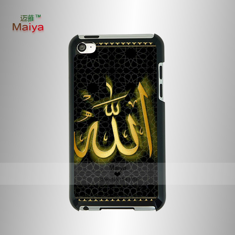 Islamic fashion original Hard Phone Cases Skin Shell For touch 4 5 6 Back Cover Bags(China (Mainland))