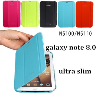Samsung N5100 Galaxy Note 8.0 Original Leather Case n5110 Book Cover Commercial Holsteins Tablet PC +1 pc Stylus - Shenzhen MaySun Electronic Co. , Ltd store