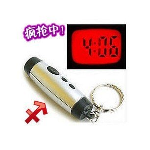 Mini Led Projection Clock,Lcd Projection Clock Free Shipping(China (Mainland))