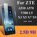 Tempered Glass Screen Protectors Toughened protective Film For ZTE Blade D6 V6 S6 L3 Case Tempered