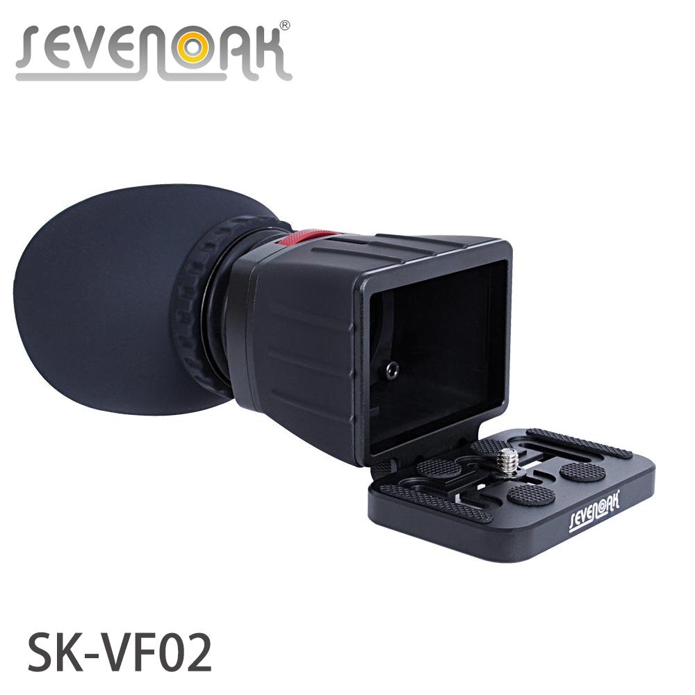 Sevenoak SK-VF02 3.0 3X View Finder Viewfinder for Nikon D3200, D5200, D5100, D600, D700, D7000, D300S, D90 D7200 D7100 D5300<br><br>Aliexpress
