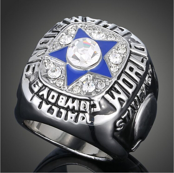 NFL 1972 Dallas Cowboys Super Bowl Championship Rings American Football World Champion Rings Men Classic Collection Jewelry(China (Mainland))
