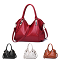 FABENSON Designer Women Handbag Female PU Leather Bags Handbags Ladies Portable Shoulder Bag Office Ladies Hobos