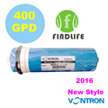 Water Filter Vontron ULP3012 400 Residential 400 gpd RO Membrane For Reverse Osmosis System Household Water